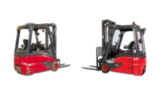 Refurbishing process for used forklifts from Linde Material Handling