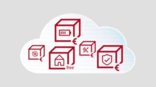 In addition to the basic package, connect:cloud from Linde Material Handling offers users various additional packages for a fee.