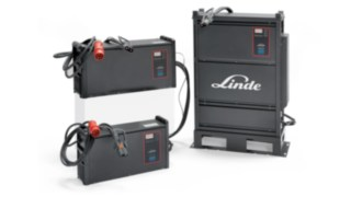 Li-ION battery charger from Linde