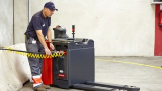 Fuel cell technology from Linde in use at DB Schenker
