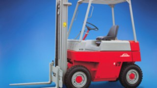 Forklift from the 314 product line from 1968