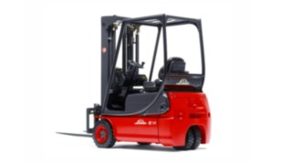 Linde Material Handling E14 electric forklift truck from 1995