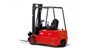 Linde Material Handling E16 electric forklift truck from 1982