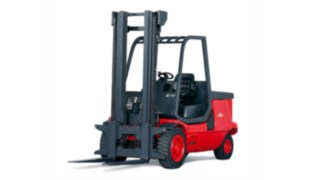 E48 electric forklift from Linde Material Handling from 1995