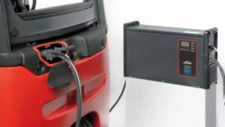 Lithium-ion technology from Linde Material Handling