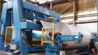 Paper roll production at Barcelona Cartonboard