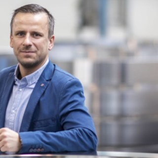 Pavel Straszak, CEO of the czech company Bohemia Rings s.r.o.