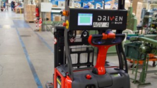 Automation Linde Material Handling