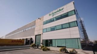 Schneider Electric logistics hub in Sant Boi de Llobregat in Spain