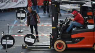 German Forklift Drivers' Championship 2017