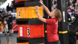 Women's Forklift Championship StaplerCup 2017