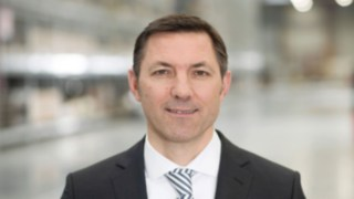 Andreas Krinninger Chief Executive Officer at Linde Material Handling