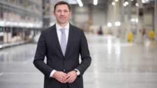 Andreas Krinniger Chief Executive Officer and Chief Financial Officer at Linde Material Handling