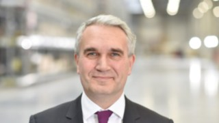 Christophe Lautray Chief Sales Officer bei Linde Material Handling
