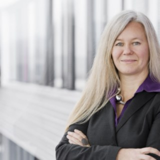 Jutta Tschöpe, Senior Director Technical Programm & Process Management KION Group