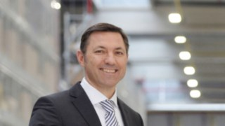 Contract extension: Andreas Krinninger to remain Chairman of the Management Board at Linde Material Handling until 2021.