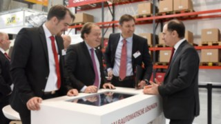 Linde Material Handling extends its cooperation with robotics developer Balyo for a further ten years