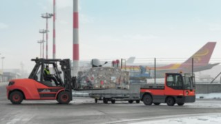 Linde Material Handling at inter airport Europe 2017, October 10-13, Munich