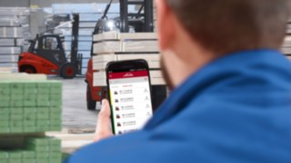 How fleet operators can benefit from a new service app