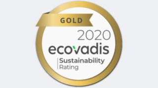 Award-winning strong commitment to sustainability