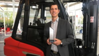 Linde Material Handling wins readers' choice in Industrial Trucks category