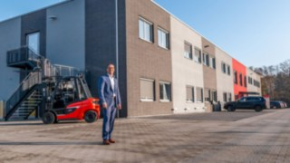Linde Material Handling Rhein-Ruhr inherits the strong market profile of Pahlke Fördertechnik and Schrader Industriefahrzeuge
