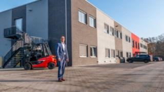 Linde Material Handling Rhein-Ruhr inherits the strong market profile of Pahlke Fördertechnik and Schrader Industriefahrzeuge