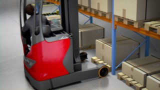 Video on the Rack Protection Sensor from Linde Material Handling