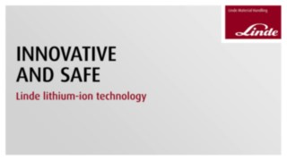 Video about the Safety of Lihtium-Ion technology