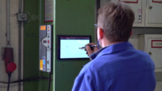 Video of the Truck Call App from Linde