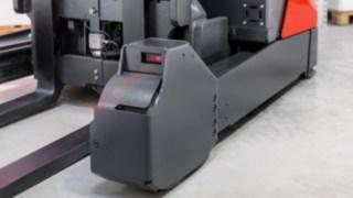 Rack Protection Sensor from Linde Material Handling