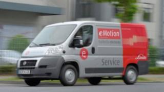 Electric forklift trucks from Linde Material Handling