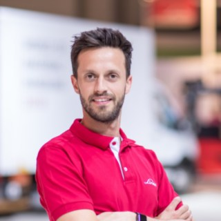 Benjamin Reis, Safety Sales Manager