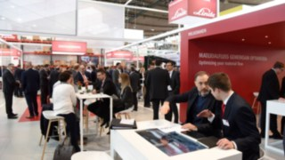 Linde at the LogiMAT 2017
