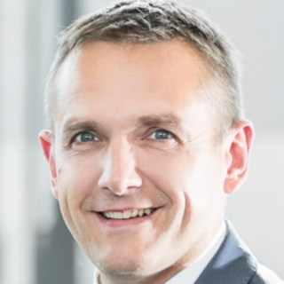 Markus Schmermund, Vice President Automation & Intralogistics Solutions at Linde Material Handling