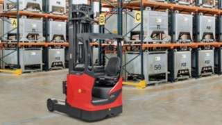 Explosion-proof trucks in the warehouse